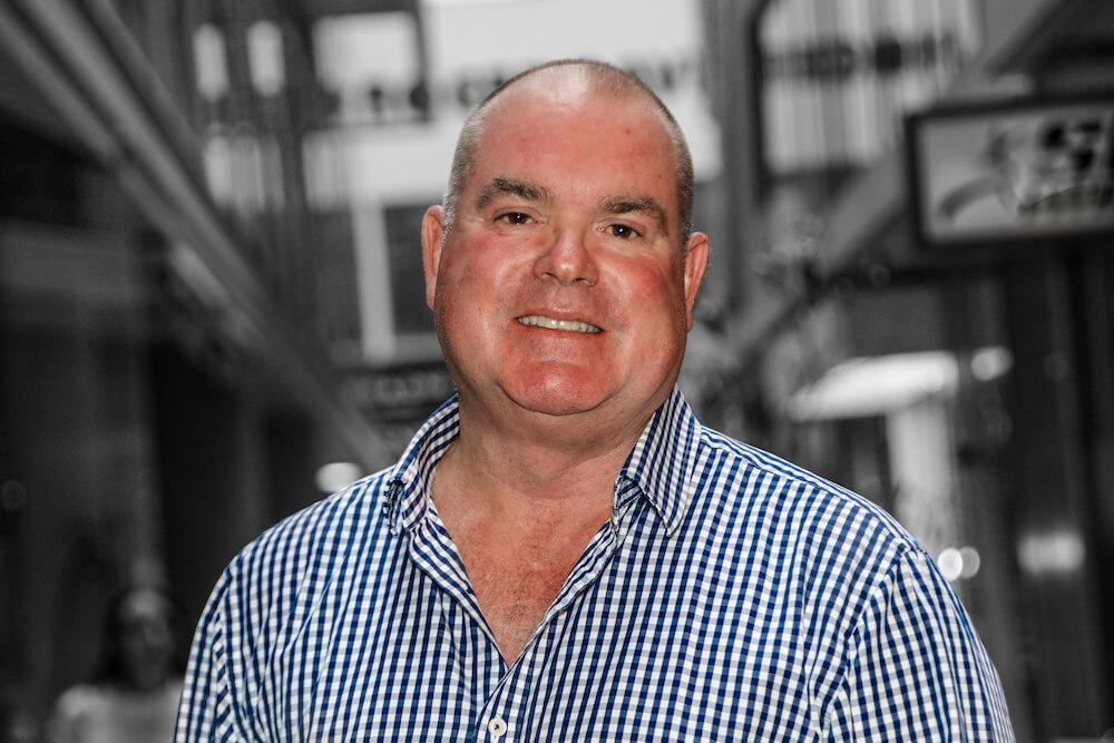 Mark Grogan
