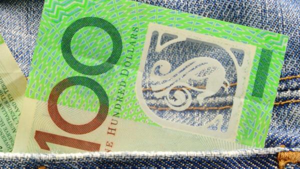 $100 dollar note australia
